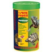 Nourriture Sera reptil professional herbivor 250ml