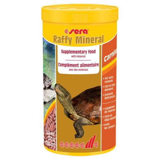 Complément énergétique Sera raffy mineral, 1 L