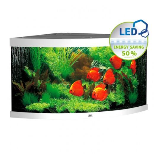 Aquarium Trigon 350 LED - Blanc