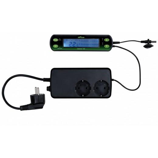 Thermostat digital deux circuits TRIXIE