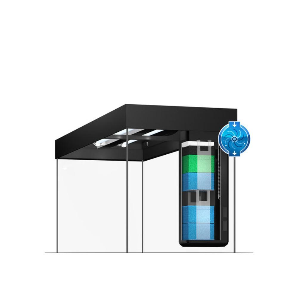 aquarium juwel rio 180 led 180l blanc. Black Bedroom Furniture Sets. Home Design Ideas