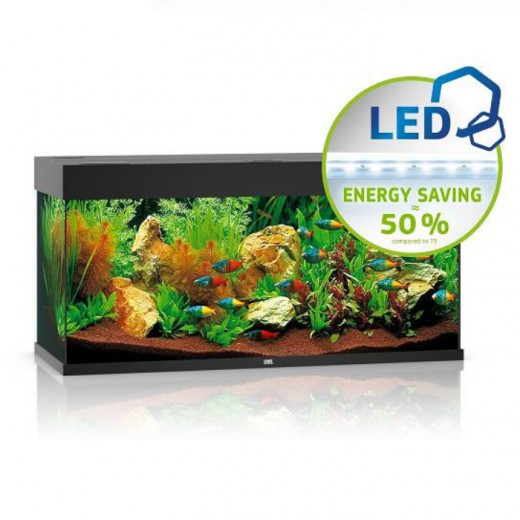 Aquarium Rio 180 LED - 180L - Noir