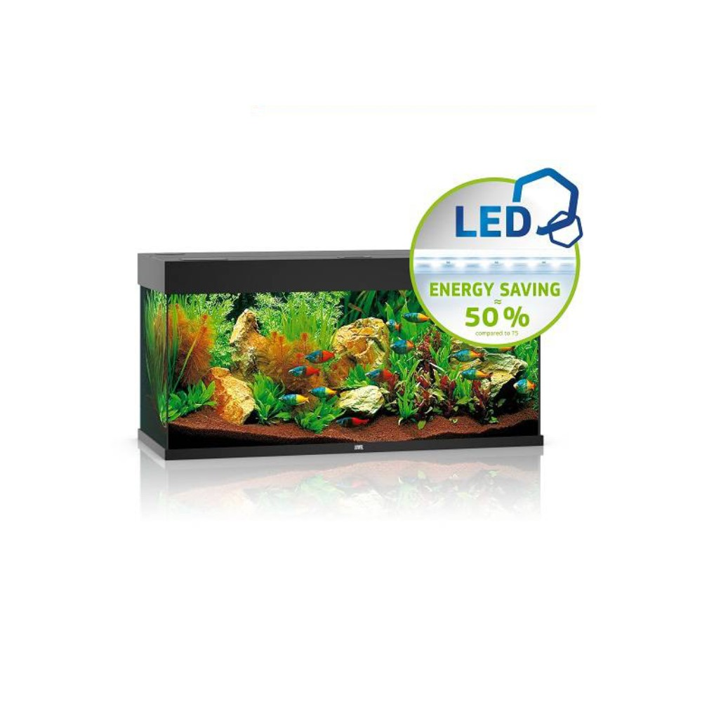 aquarium rio 180 led 180l noir. Black Bedroom Furniture Sets. Home Design Ideas