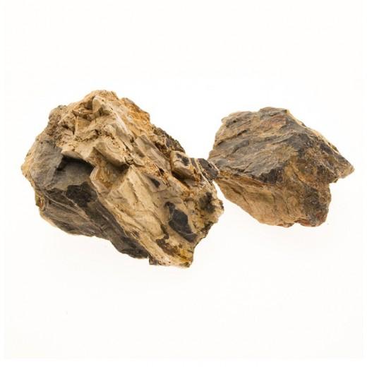 """Roche """"bois fossilisé"""" 0,8-1,2 kg"""