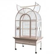 Cage Elektra saumon 86 55 156 cm