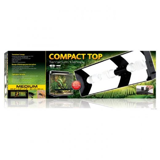 Galerie d'éclairage compact top - 60cm