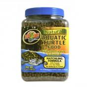 Alimentation en granulés Zoomed pour jeunes tortues aquatiques 212 gr.
