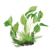 Plante plastique fluval aquascape 24cm