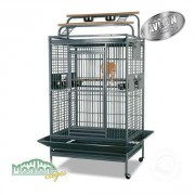 Cage Castell play Anthracite