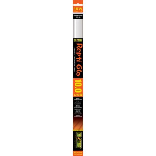 Tube UVB Exo Terra Repti glo 15w 45cm 10.0