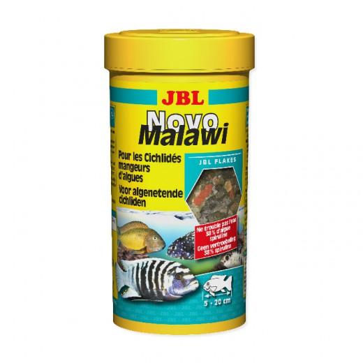 """Nourriture pour Cichlidés algivores """"Novomalawi"""" - 250 ml"""
