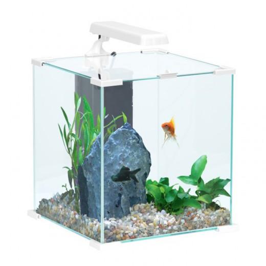 Aquarium NanoLife Cube Rouge - 50L