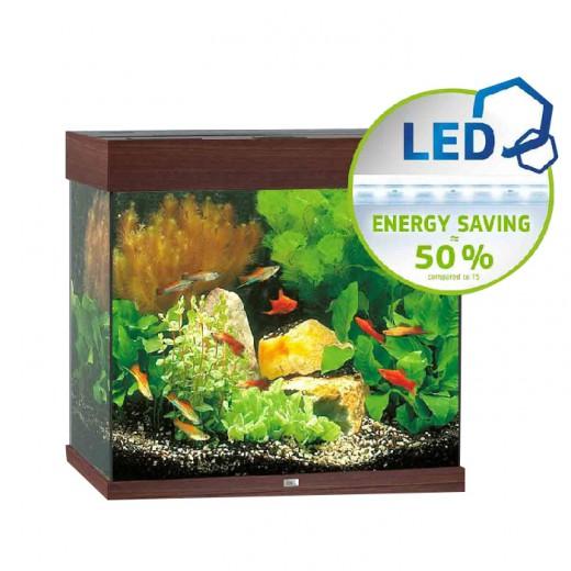 Aquarium LIDO 120 LED - Brun