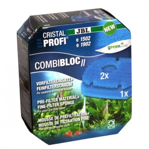 JBL CombiBloc  II pour filtre CristalProfi e15002 / e1902