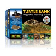 "Plage mobile pour tortue d'eau ""turtle bank Exo Terra"", small"